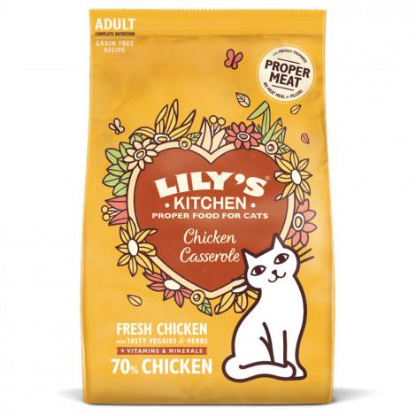 Lily's Kitchen Gato adulto - Frango