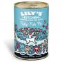 Lily's Kitchen Cão adulto - Patê de frango com peru