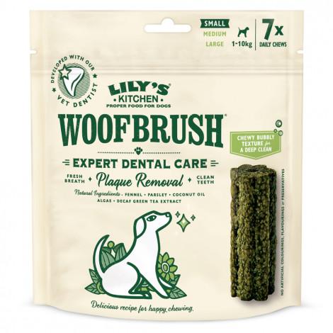 Lily's Kitchen Woofbrush - Snack dental para cão
