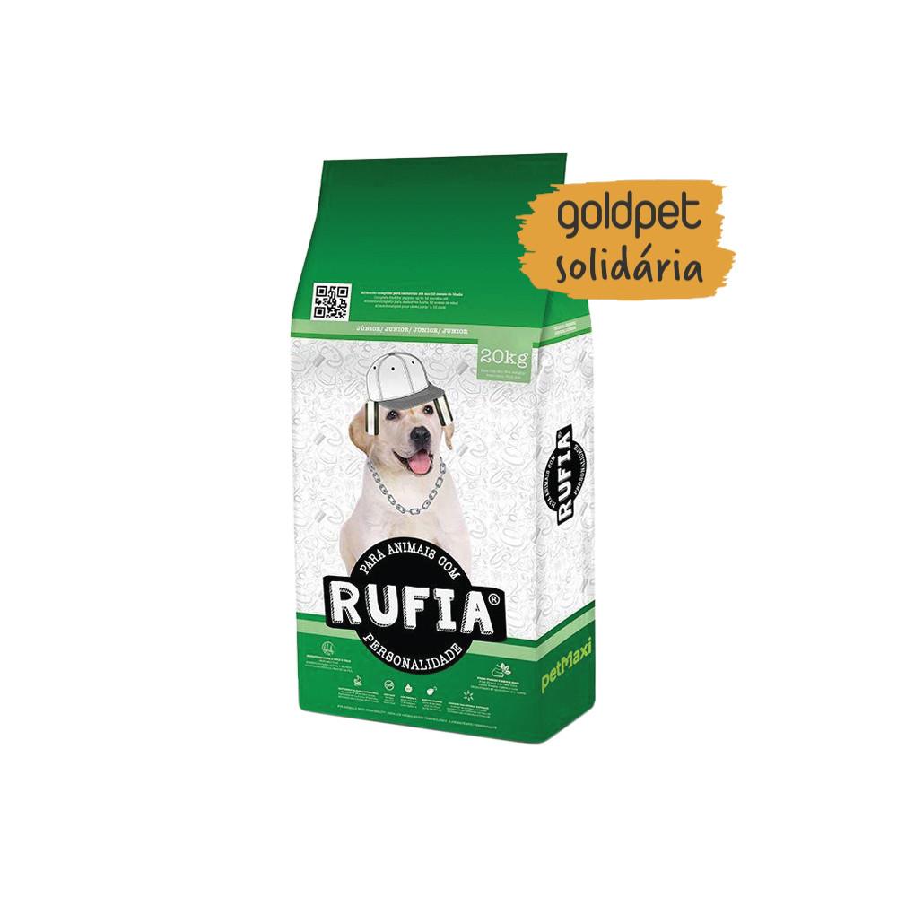 Goldpet Solidária - Rufia Cão Júnior
