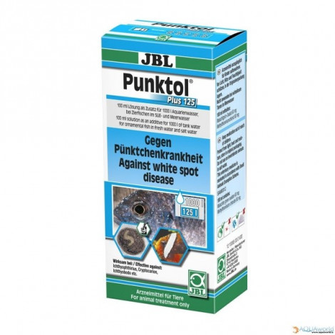 JBL Punktol Plus 125 100 ml