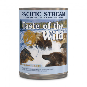 Taste of the Wild - Pacific Stream Salmão