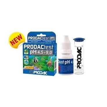 Prodac - Teste pH 4.5-9.0