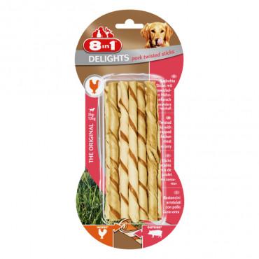 8in1 Delights Sticks com carne de vaca