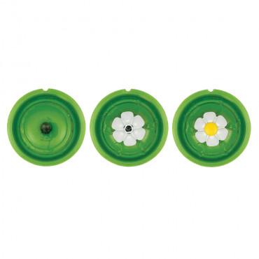 Fonte com taça e tapete - Catit Flower Fontain Combo