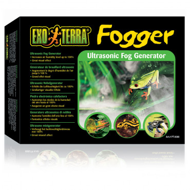 Gerador de nevoeiro - Exo Terra Fogger