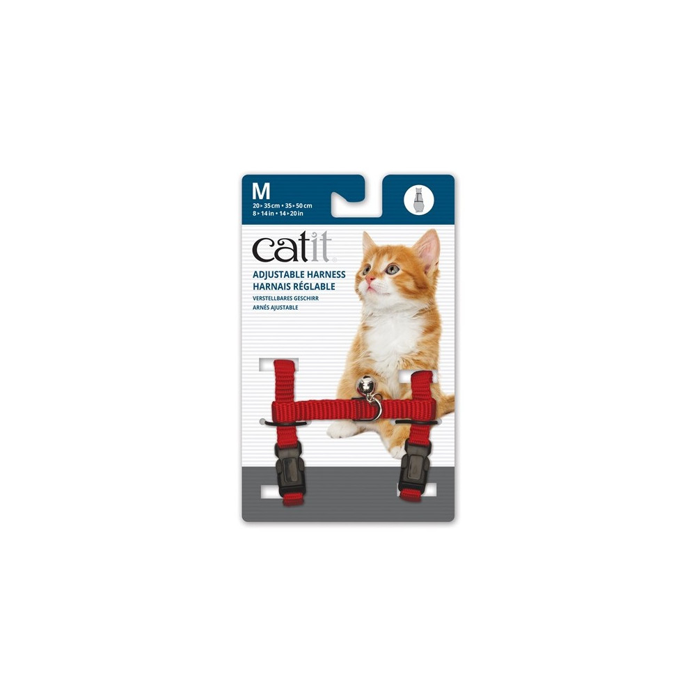 Arnês de nylon para gatos - Catit