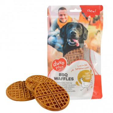 Waffles de barbecue para cão - Duvo+
