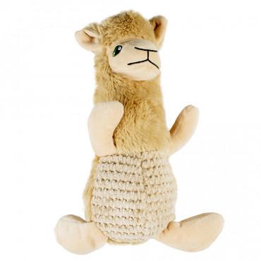 Alpaca de peluche para cães - Duvo+