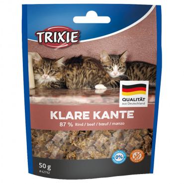 Snacks de vaca para gato - Trixie Klare Kante