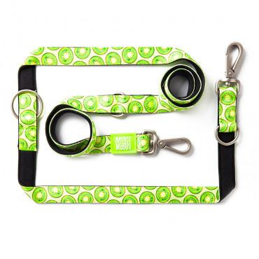 Trela ajustável Kiwi para cão - Max & Molly