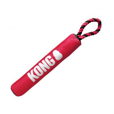 Bastão com corda para cães - KONG Signature
