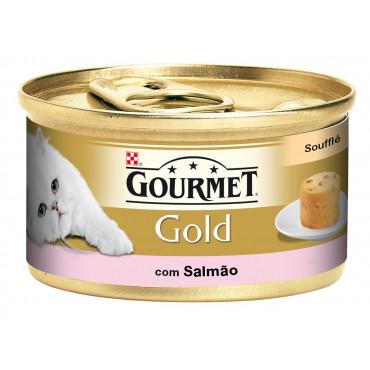 Gourmet Gold Salmão (Souffle)