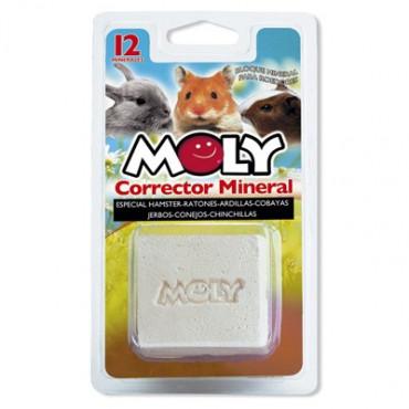 Moly - Cálcio Roedores 100gr