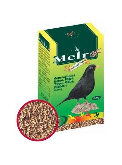 Melrex - Alimento p/ Melros 600gr