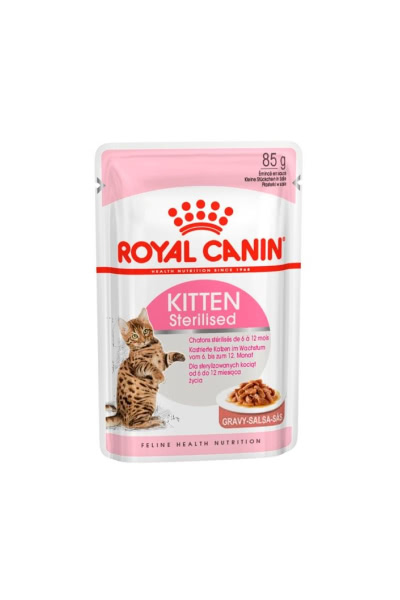 Royal Canin WetKitten Sterilised